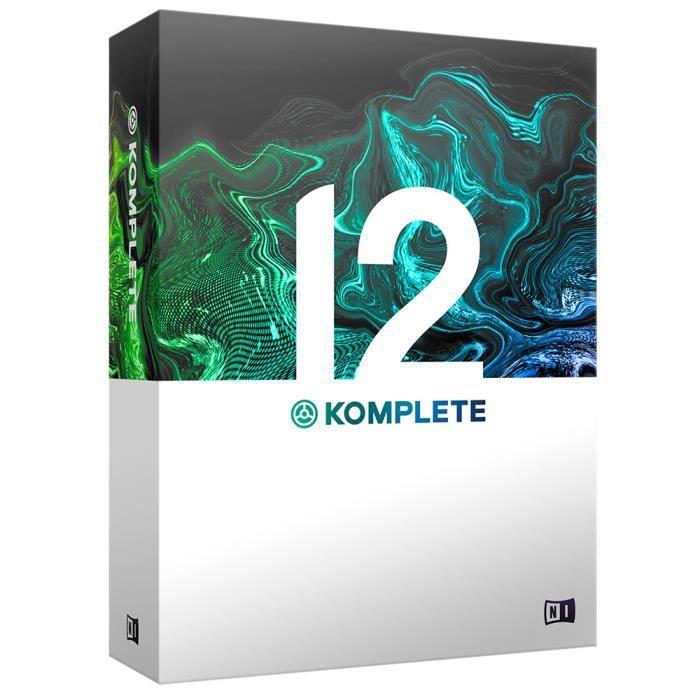 NATIVE INSTRUMENTS - KOMPLETE 12 UPG - Upgrade Komplete 12