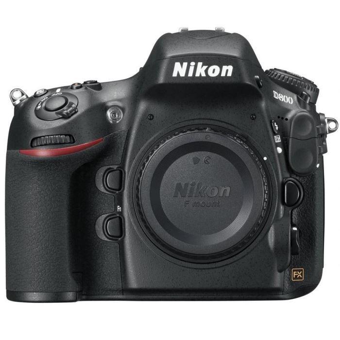 Nikon D800 Nu