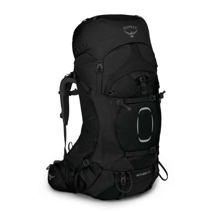 Osprey Aether 65 L / XL Black [123157] - sac à dos sac a dos