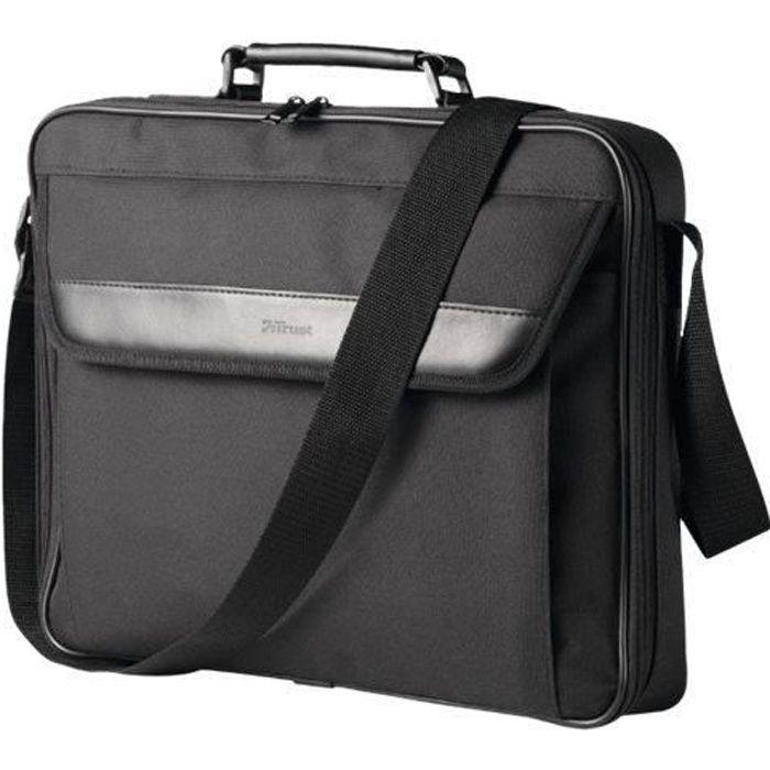 Trust Atlanta Sacoche pour ordinateur portable 16- noir