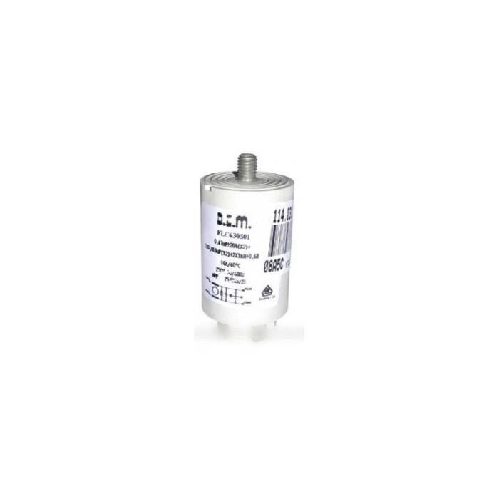 Filtre antiparasites pour micro ondes WHIRLPOOL 481212208003 - - JT358WH - 858435899291 - JT358WH - BVMPièces