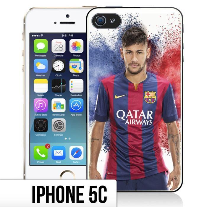 coque iphone 5c neymar junior