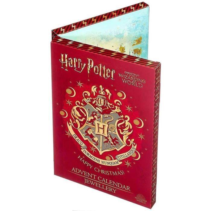 Présentoir bijoux Calendrier de l'avent des bijoux Harry Potter (201