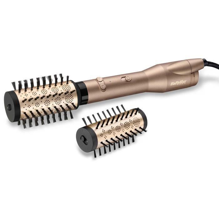 Babyliss As952e Brosse Soufflante Rotativebig Hair Dual Cdiscount Electromenager