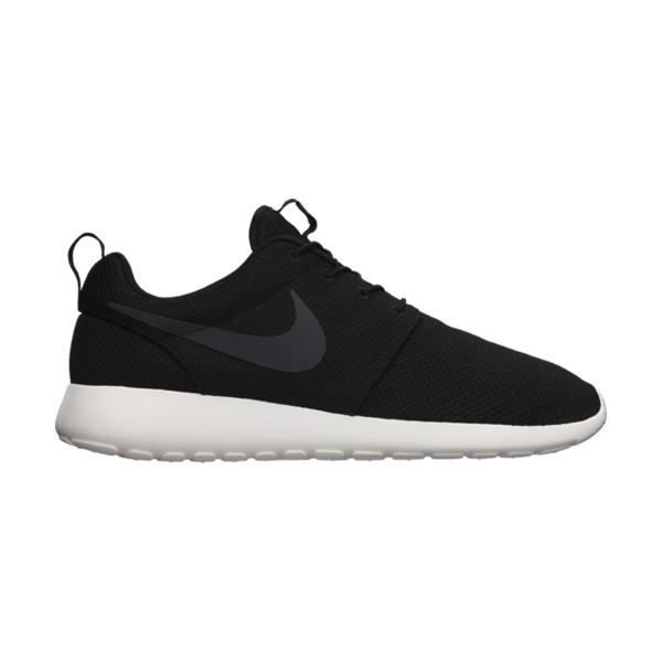basket nike roshe run chaussures homme noir achat vente basket black friday le 24 11 cdiscount. Black Bedroom Furniture Sets. Home Design Ideas