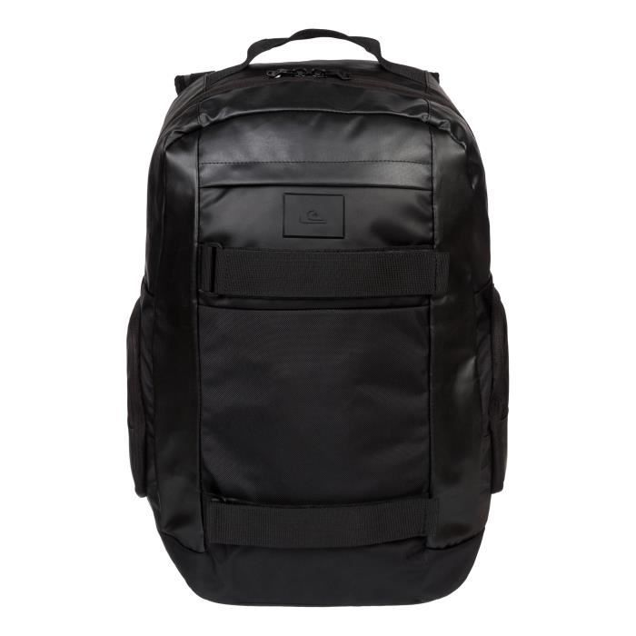 quiksilver hectic sac dos 20l avec sangle pour skateboard eqybp03099 achat vente sac dos. Black Bedroom Furniture Sets. Home Design Ideas