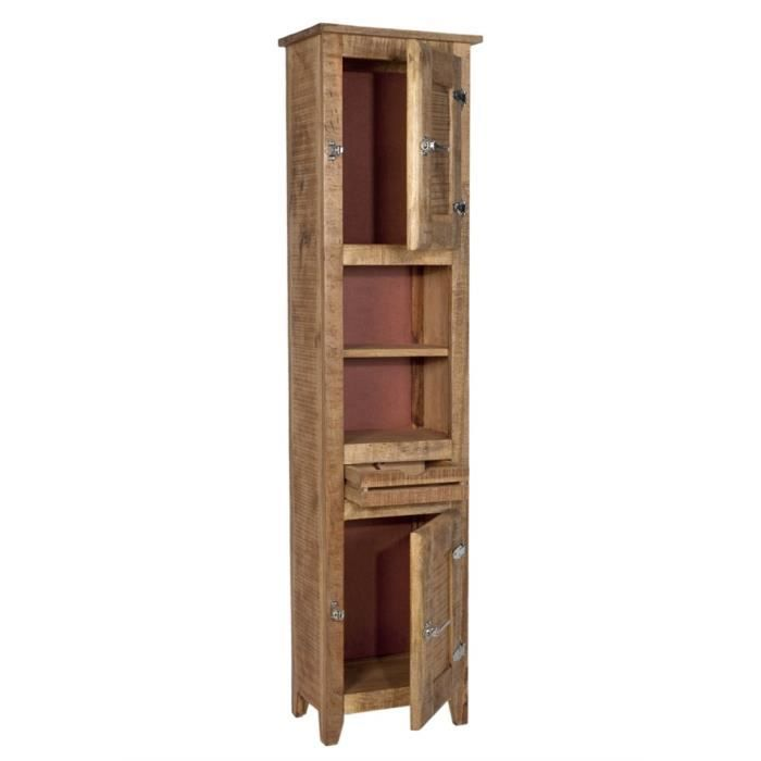 armoire swithome frigo bois naturel achat vente armoire de chambre armoire swithome frigo. Black Bedroom Furniture Sets. Home Design Ideas