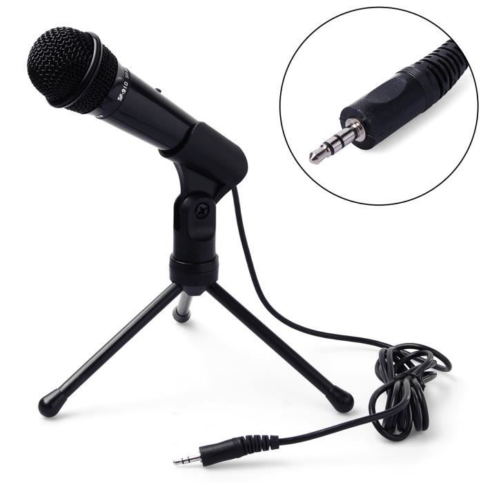 pro clip condenseur son mic microphone prix pas cher cdiscount. Black Bedroom Furniture Sets. Home Design Ideas