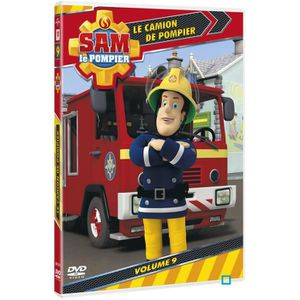 DVD DESSIN ANIMÉ DVD Sam le pompier - Volume 9 : le camion de pompi