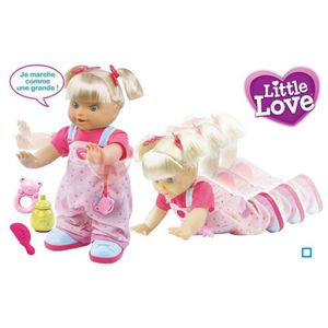 VTECH Little Love Bébé Apprend A Marcher