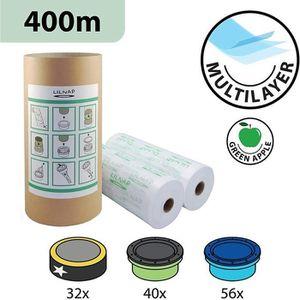 RECHARGE POUBELLE LILNAP 400m Recharges Poubelle Compatibles Sangeni