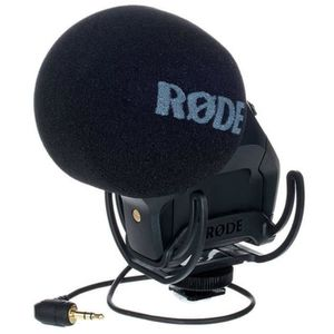 MICROPHONE EXTERNE RODE Microphone compact Stereo VideoMic Pro Rycote