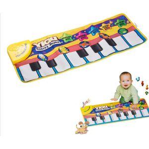 LIVRE INTERACTIF ENFANT Bébé Fun Musique tapis tactile Lecture Toys Clavie