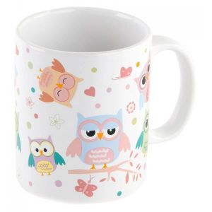 mug hibou achat vente mug hibou pas cher soldes cdiscount. Black Bedroom Furniture Sets. Home Design Ideas