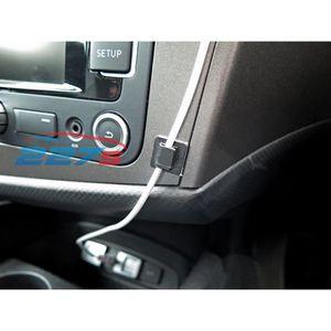 FIXATION - SUPPORT GPS 10x Attache de Câble Support Auto-Adhésifs - Idéal