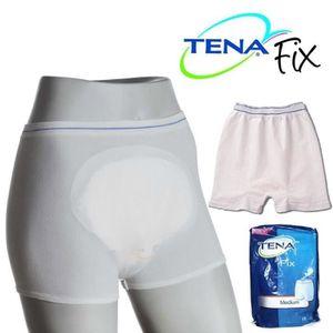 FUITES URINAIRES Lot de 5 culottes filets Tena Fix lavables - Garde
