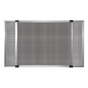 MOUSTIQUAIRE OUVERTURE Moustiquaire extensible 70 x 100 cm en aluminium p