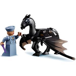 ASSEMBLAGE CONSTRUCTION LEGO Harry Potter - L'évasion de Grindelwald - 759