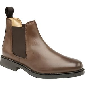 BOTTINE Roamers - Bottines en cuir - Homme Marron