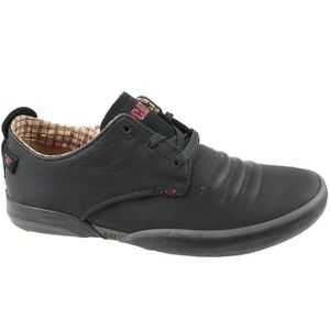 BASKET Caterpillar Status P711764 Homme Baskets Noir