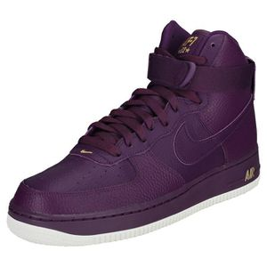 BASKET Nike Air Force 1 High 07 Homme Baskets Violet