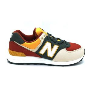 BASKET NEW BALANCE SNEAKERS 574 SNEAKERS MULTICOLORE ML57