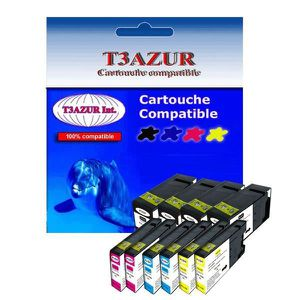 CARTOUCHE IMPRIMANTE 10x Canon MAXIFY MB2050 / MB2150 / MB 2050 / MB 21