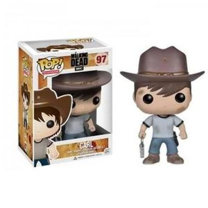 PION - FIGURINE DE JEU Figurine Funko Pop! The Walking Dead: Carl