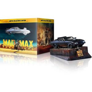 BLU-RAY FILM Mad Max : Fury Road (Coffret Blu-ray 3D + Blu-ray