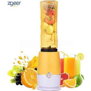 BLENDER Portable Mixeur des Fruits rechargeable,Mini Blend
