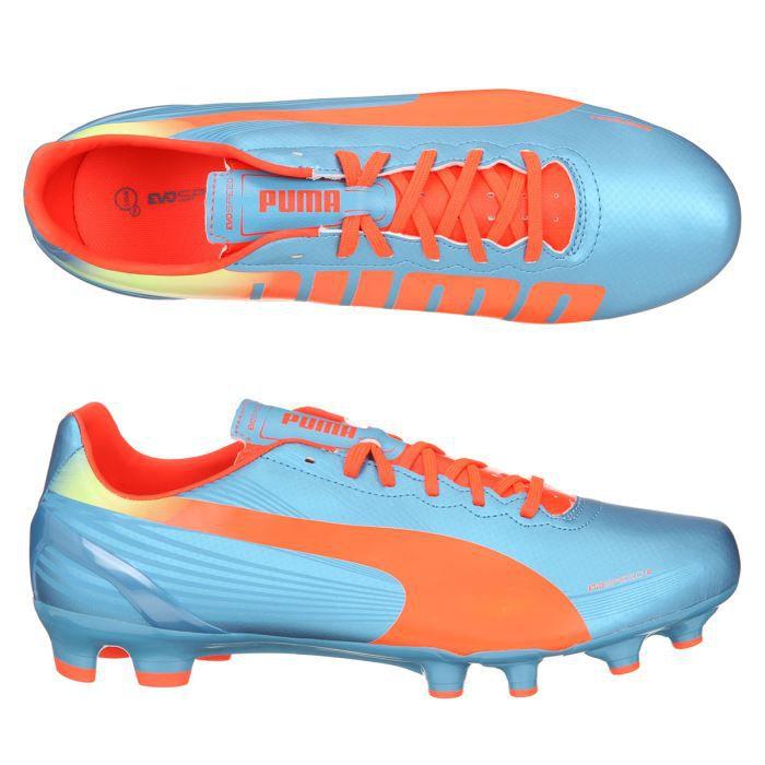 PUMA Chaussures Football Evo Speed 4.2 FG Homme
