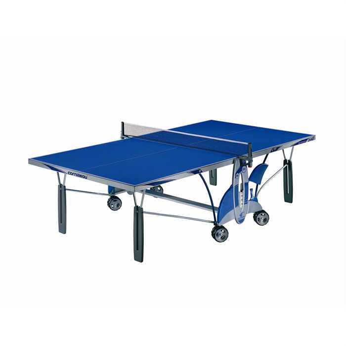 Cornilleau table de ping pong sport 340 outdoor achat vente table tennis - Achat table ping pong ...