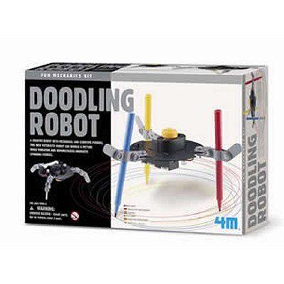 Kit de fabrication - Robot dessinateur