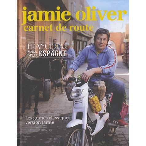 jamie oliver carnet de route achat vente livre parution pas cher cdiscount. Black Bedroom Furniture Sets. Home Design Ideas
