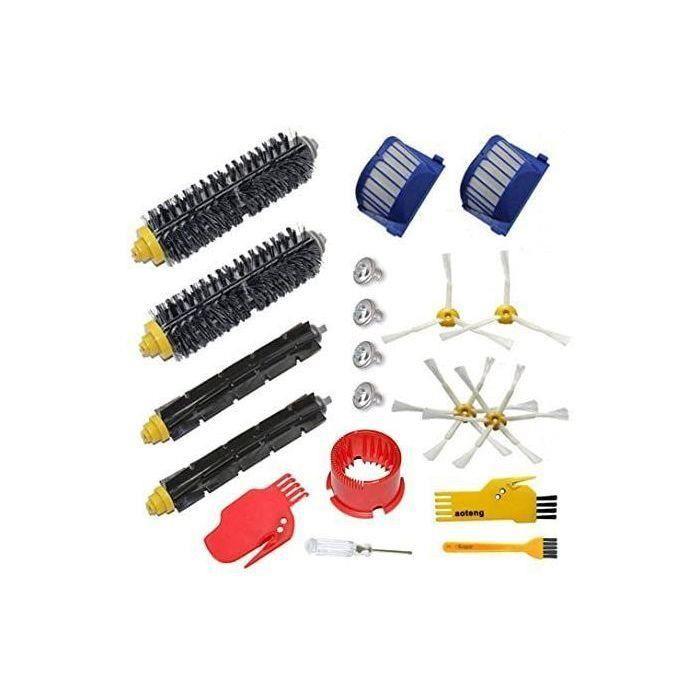 iRobot - Kit d'accessoires - pour robot aspirateur - pour Roomba 630, 650