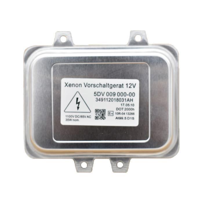 5DV00900000 -BALLAST de phare au xénon de remplacement, nouveau, 5DV 009 000 00 5DV00900000 D1S D1R