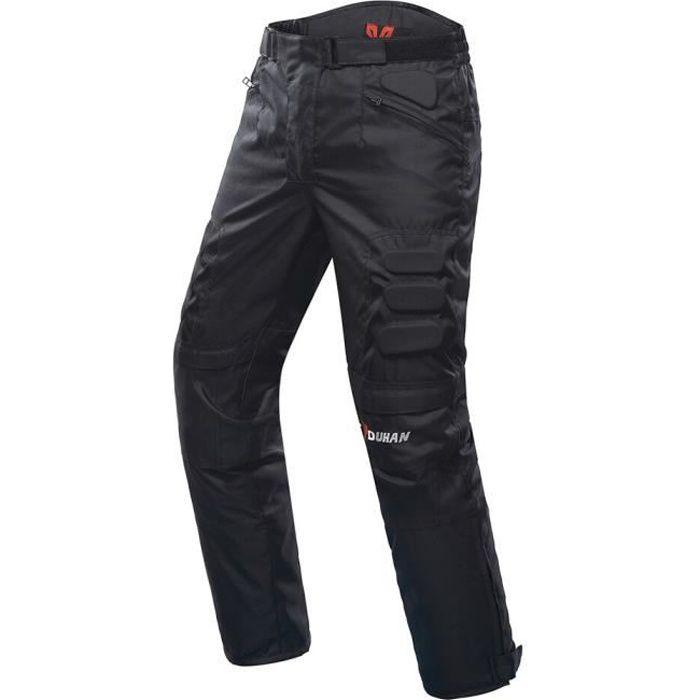DUHAN Pantalon de moto Hommes Équipement de protection Pantalon de motocross