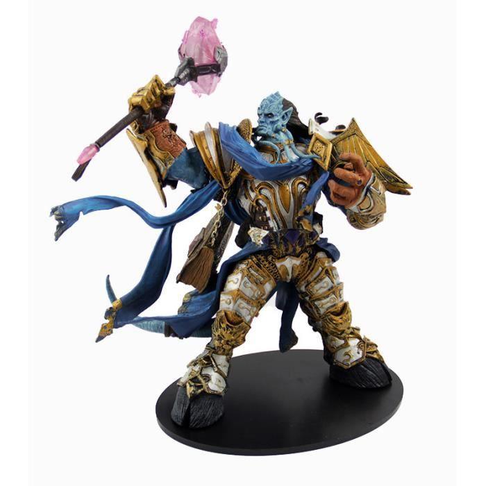 World Of Warcraft Figurine Draenei Paladin 24 cm D