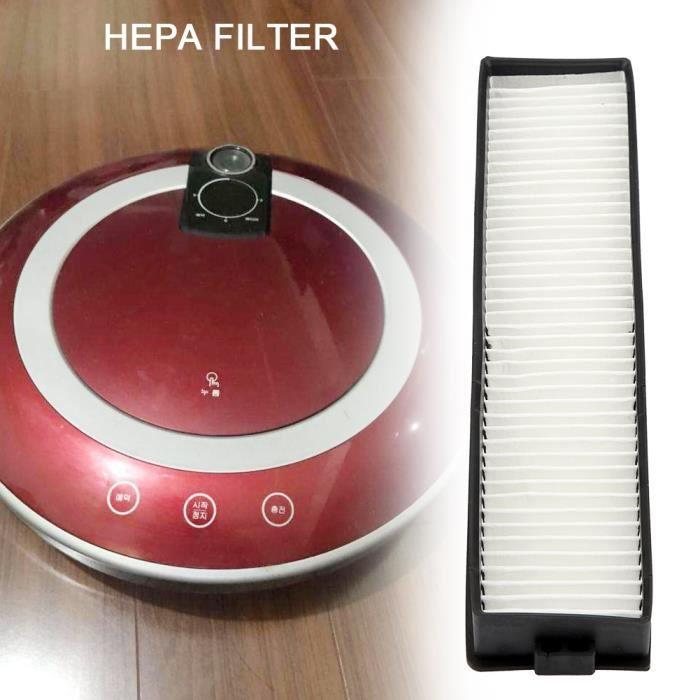 Hepa Filtre Brosses LatÉRales Remplacement pour LG Smart Robot Kit Accessoire Aspirateur HAN0
