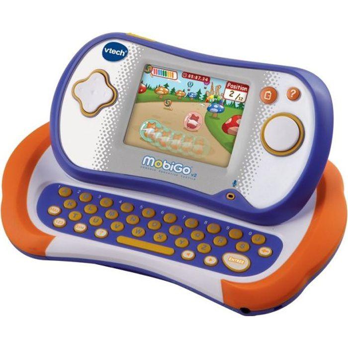 VTECH Console Mobigo 2 Bleue