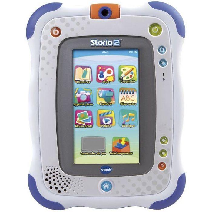 VTECH Tablette Enfant Storio 2 Bleue