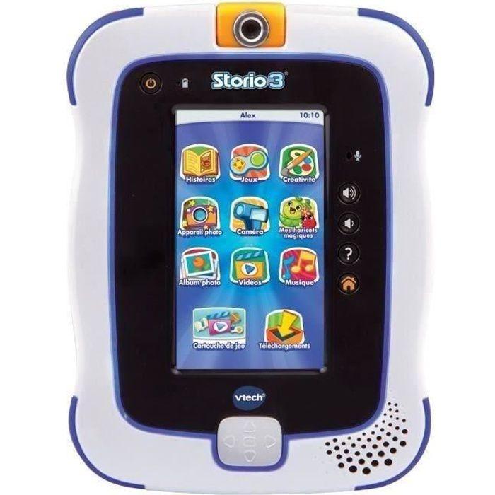 STORIO 3 Bleue Tablette Enfant Vtech