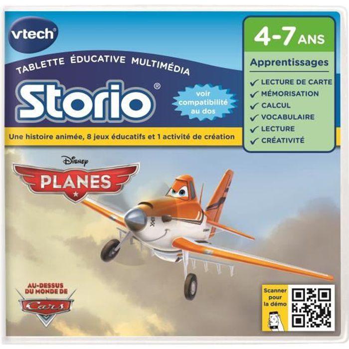 VTECH - Jeu Éducatif Storio - Planes