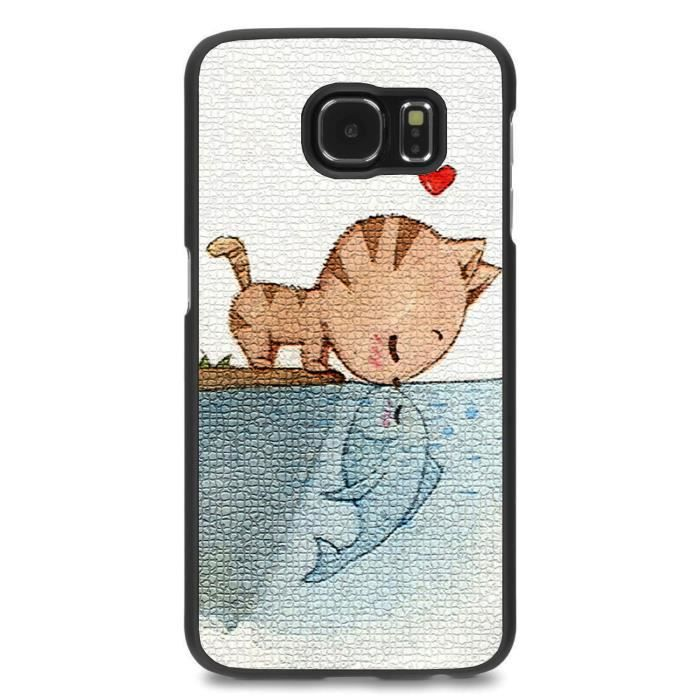 coque samsung chat