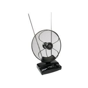 antenne active parabolique uhf vhf fm interieur achat vente antenne antenne active. Black Bedroom Furniture Sets. Home Design Ideas