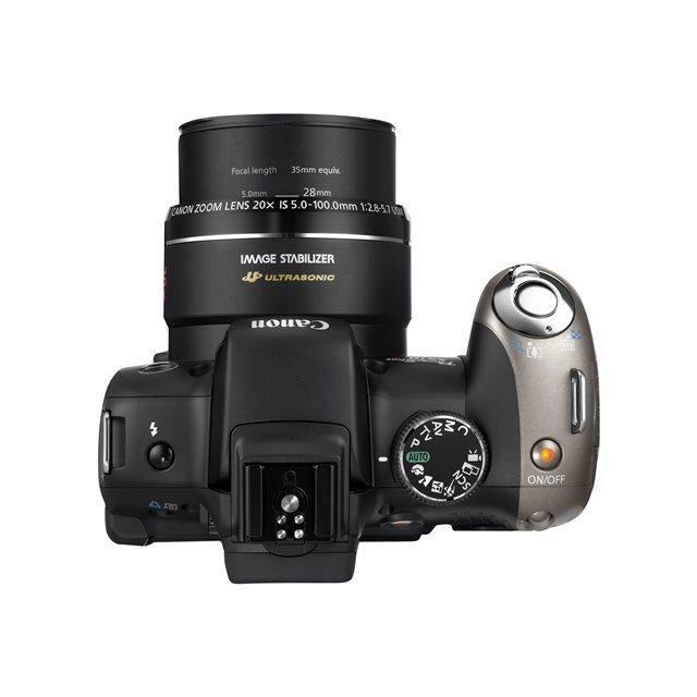 Pare-soleil pour Canon PowerShot SX30 IS G3X X20 IS SX530 HS SX520 HS LH-DC100 F
