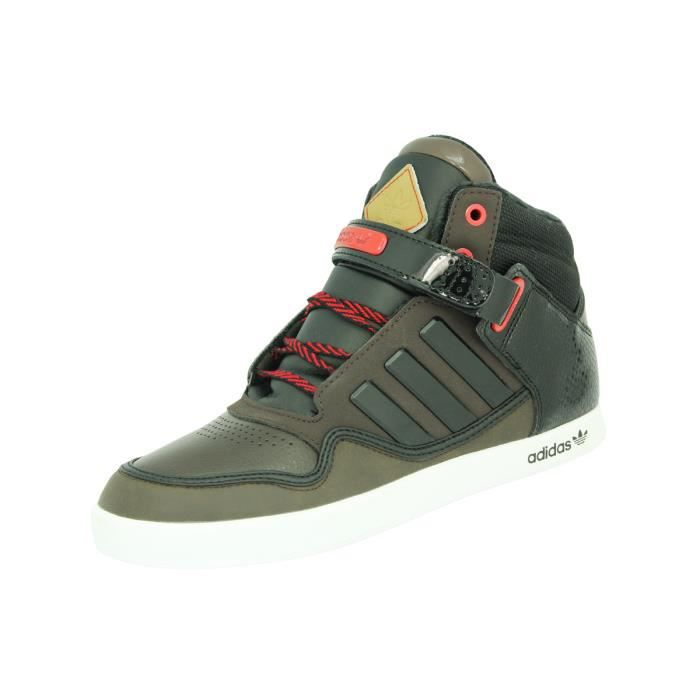 Adidas AR 2.0 Chaussures Sneakers Mode Homme Cuir Brun