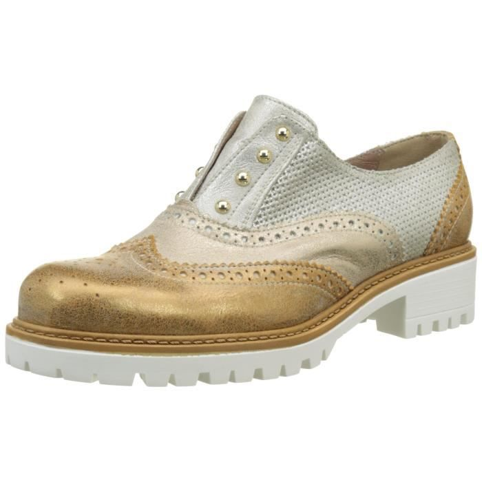 DERBY Women's 52766 Isotta, Derby Lace-up 3APAI6 Taille-