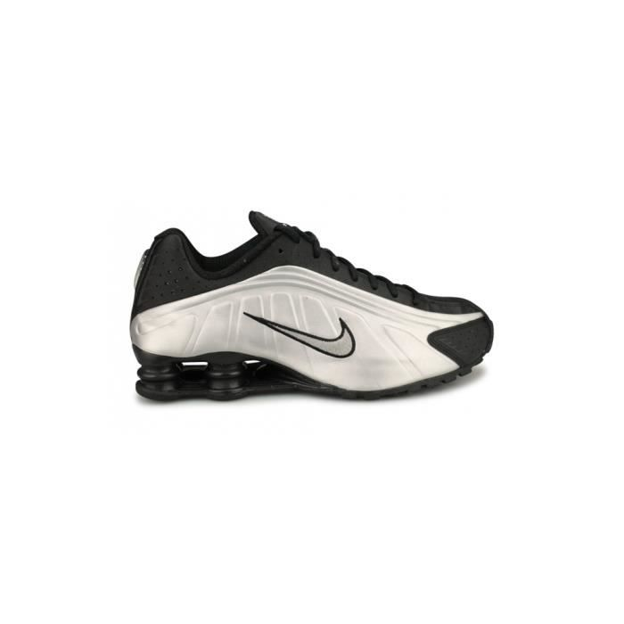 usa cheap sale price reduced free shipping Basket Nike Shox R4 Argent 104265-045 Gris - Achat / Vente basket ...