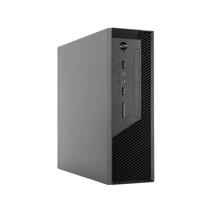UNITÉ CENTRALE  Mini-PC, AMD Ryzen 3, Radeon Vega, 240Go SSD, 1To